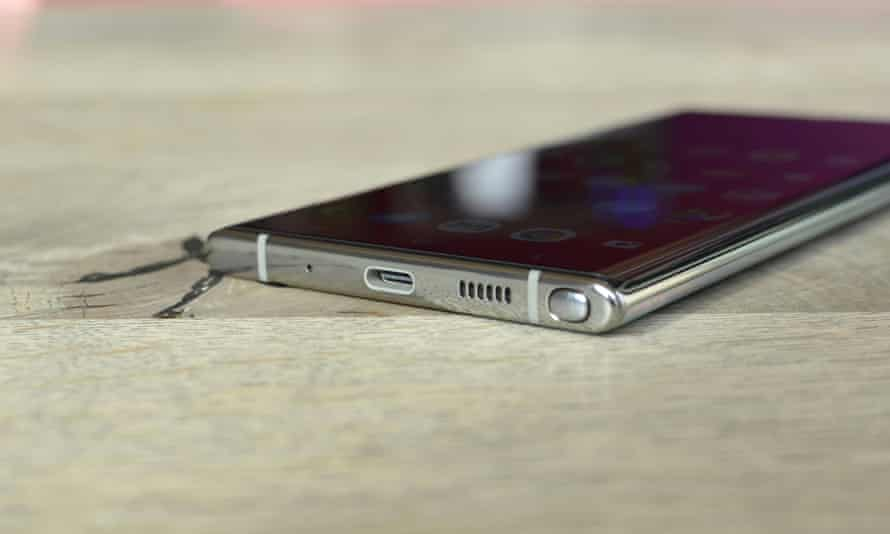 The charging port is one of the few wear points on a modern smartphone, so check its condition.