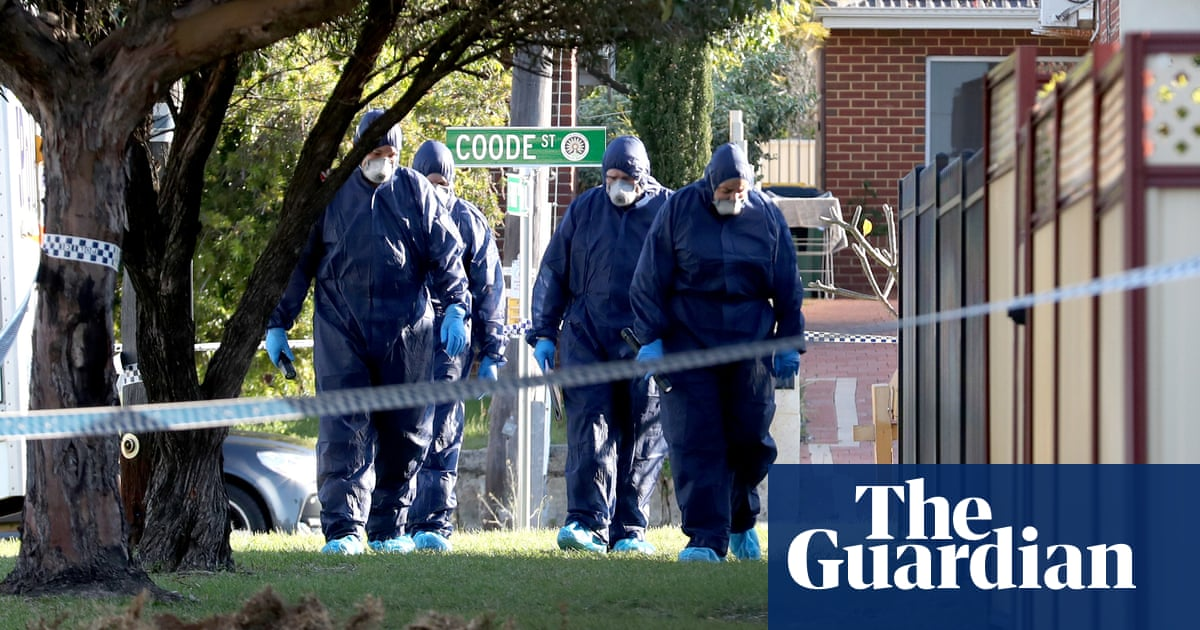 6120b0595c Bodies of up to five people including children found in Perth home ...