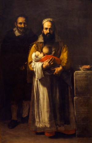 Full sized version of Ribera's masterpiece.