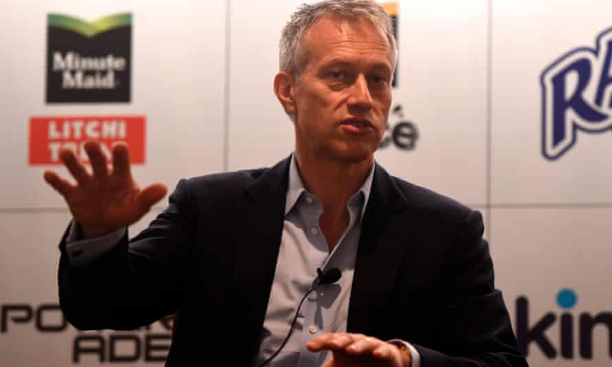 James Quincey, CEO of Coca-Cola, issued a statement on Wednesday: 'This legislation is unacceptable. It is a step backwards.'