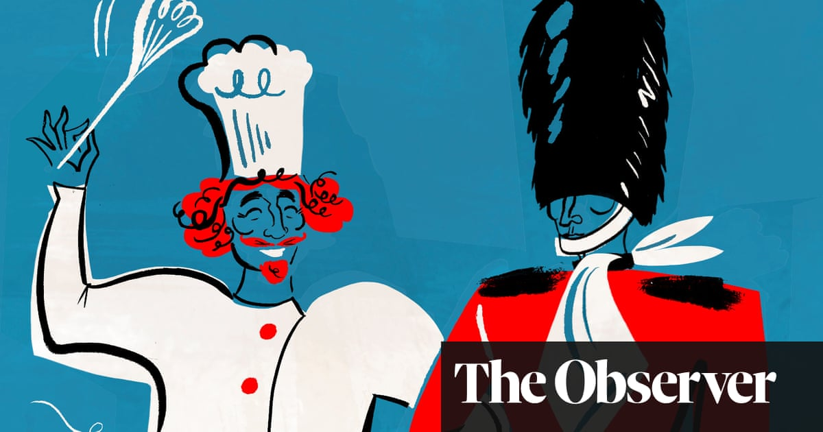 Looking for the finest French restaurants? Go to London, not Paris