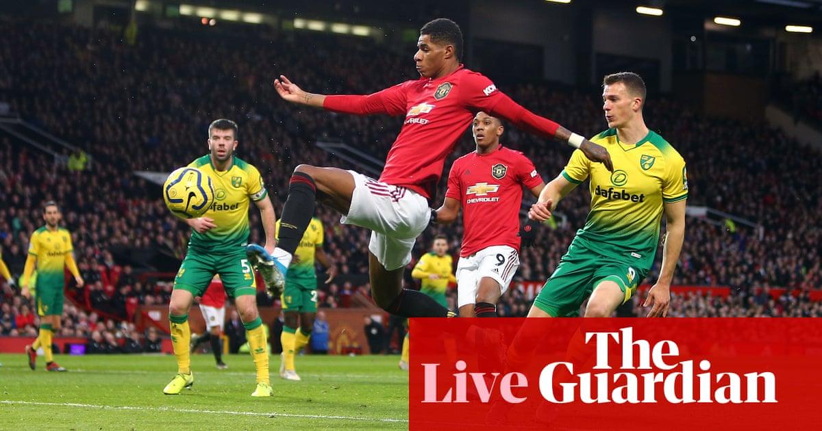 Chelsea v Burnley, Manchester United v Norwich and more – live!
