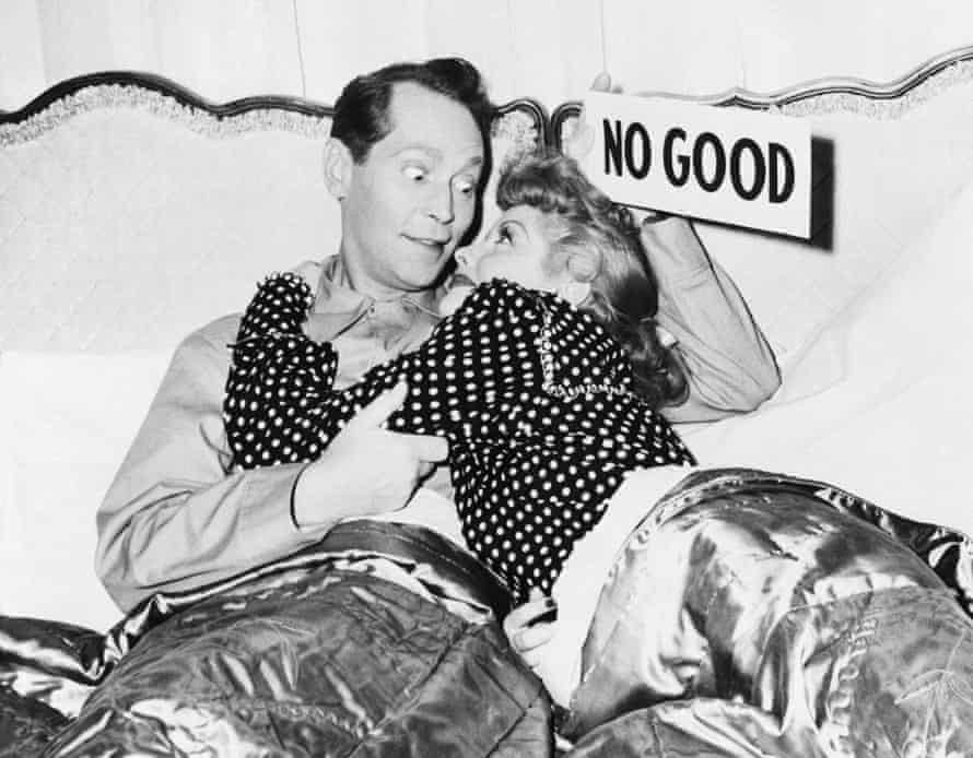 Lucille Ball and Franchot Tone in Her Husband's Affairs