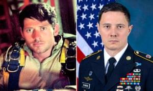 Sergeant Matt Tonroe & Master Sgt. Jonathan J. Dunbar