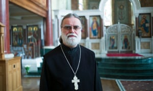 Father Joseph: 'A whole series of events are being made to form a negative picture of the Russian nation.'