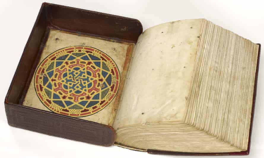 The priceless Kennicott Bible is to go on display in Galicia until April.