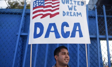 In 2017, the president shut down the DACA program which gives undocumented immigrants the legal right to work and live in the US.