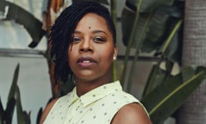 Patrisse Cullors, co-founder of Black Lives Matter.