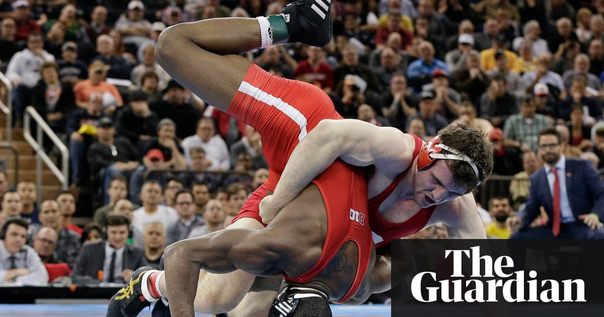 Ncaa Wrestling Championships At Madison Square Garden In Pictures Sport The Guardian