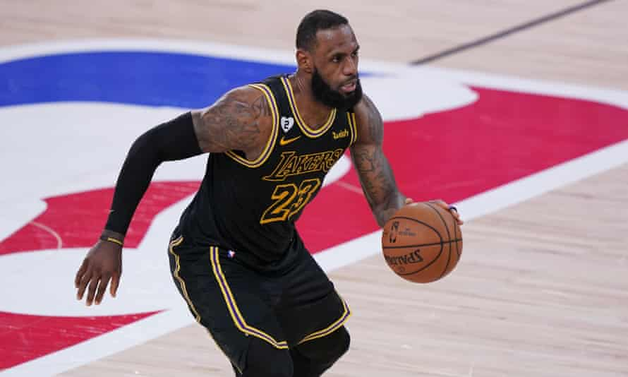 LeBron James is currently deep into the NBA playoffs with the LA Lakers