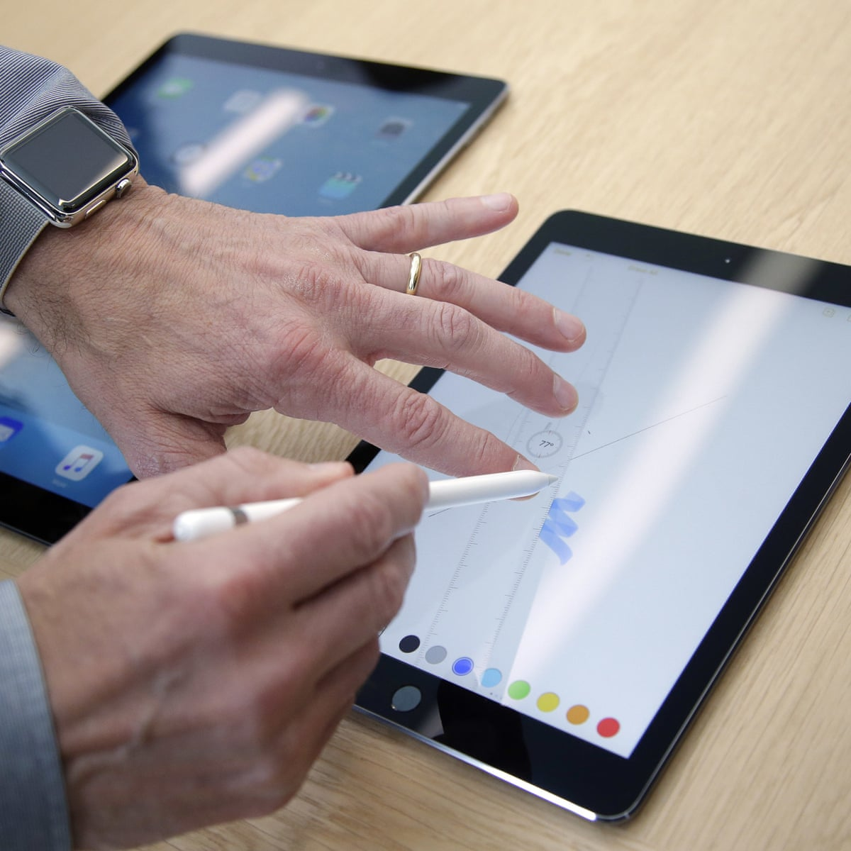 Which is the best tablet for an artist? | Technology | The Guardian