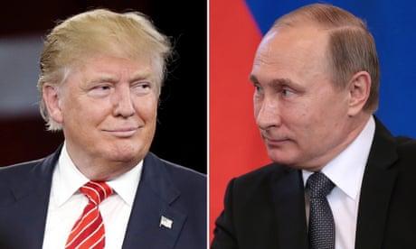 Trump and Vladimir Putin to hold summit 'within weeks'