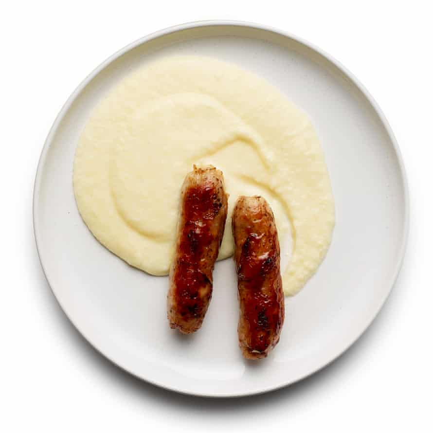 Aligot: 'Silky-smooth pommes puree enriched with generous amounts of cheese'.