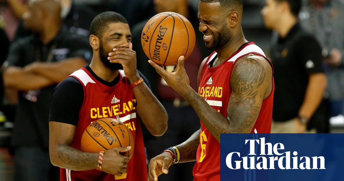 525b5fee23da Why Kyrie Irving is more important than LeBron in the NBA finals  buddy  movie