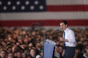 Democratic candidate Pete Buttigieg has been successful in attracting the attention of venture capitalist supporters.