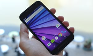 google android starting home screen
