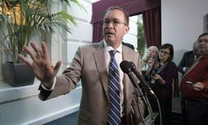 Mick Mulvaney: 'If it becomes an impediment to getting the best tax bill we can, we're OK with taking it out.'
