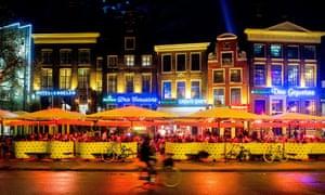 Groningen's Grote Markt.