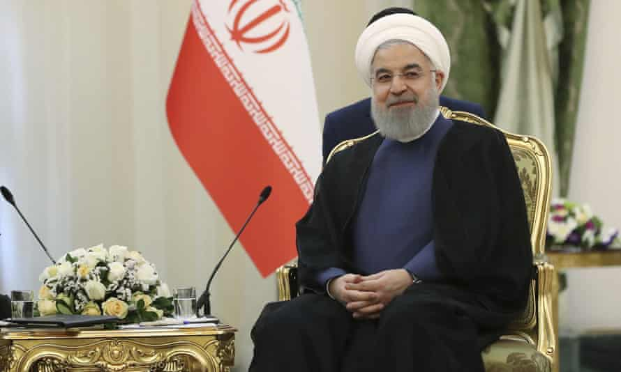 President Rouhani's government opposed the arrest of a number of dual nationals, the row has made clear.