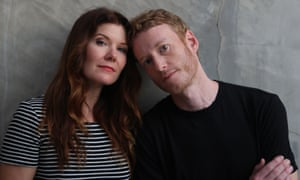 'It's all about what you listen to and what you love' … Teddy Thompson and Kelly Jones