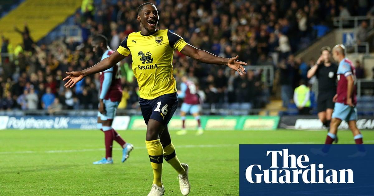 Oxford United humiliate West Ham in shock Carabao Cup thrashing