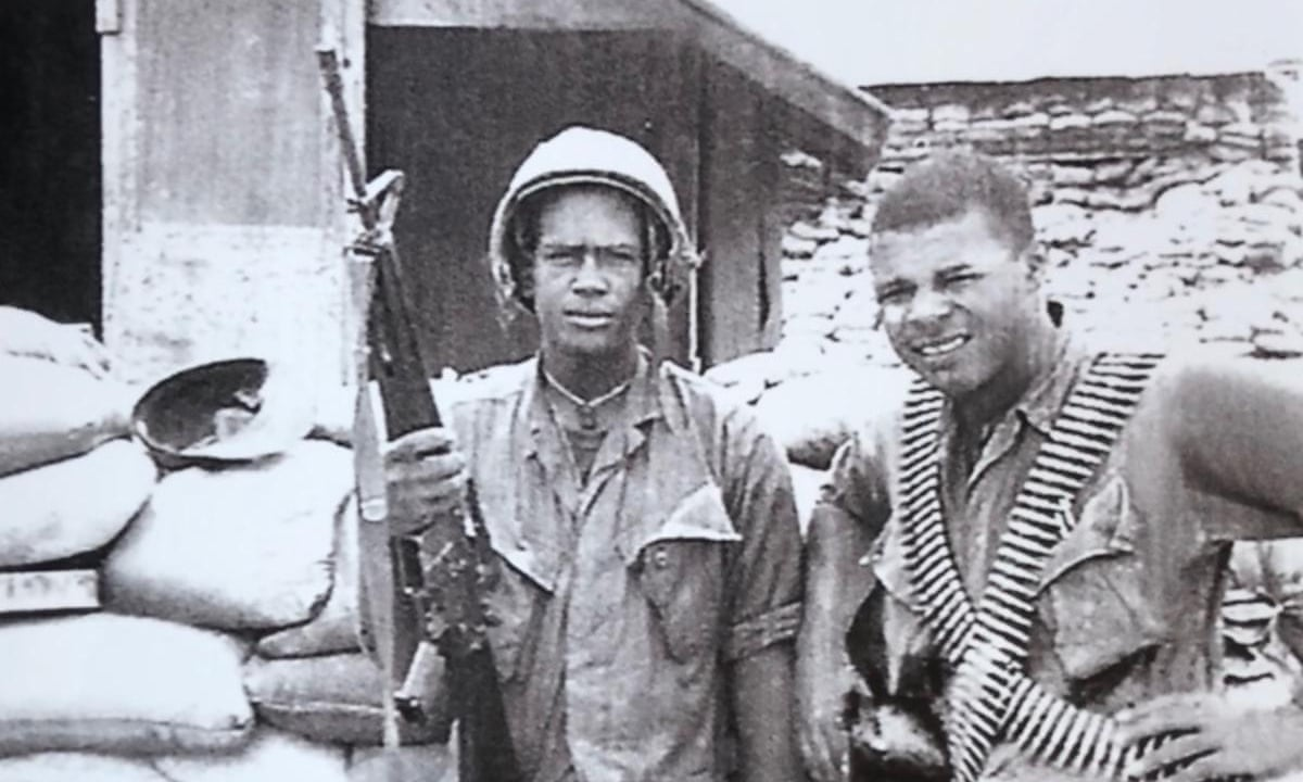 America Told Us To Get Over It Black Vietnam Veterans Hail Spike Lee Film That Finally Tells Their Story Film The Guardian