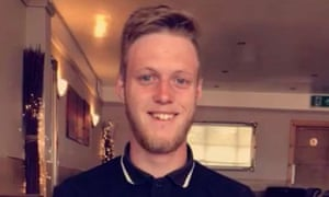 Cian Daly, 20, from Leigh-on-Sea, was described by friends and family as a 'free spirit' and 'one of the kindest people'.