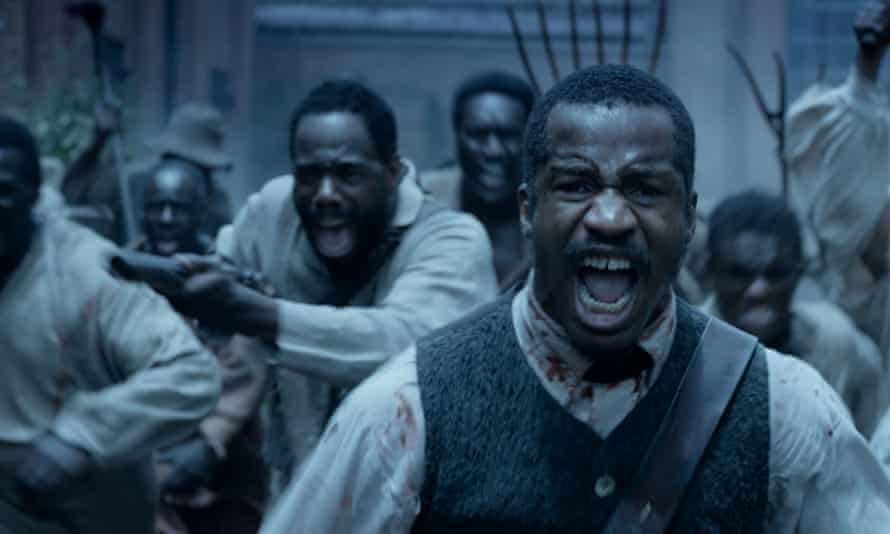 Nate Parker in The Birth of a Nation.