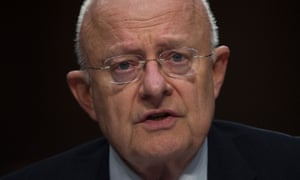 James Clapper said Isis had procured chemical weapons.