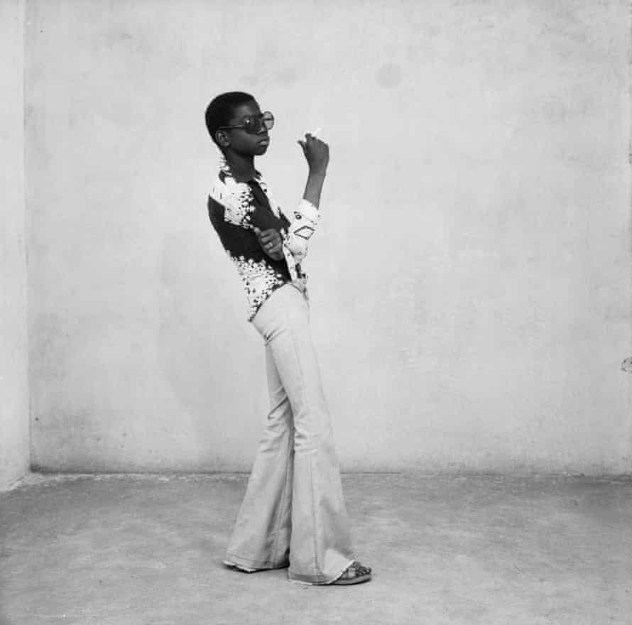 One of Malick Sidibé's era-defining photographs. Courtesy Fifty One Fine Art Photography, Antwerp Barbican - September 2012 monthly round-up.