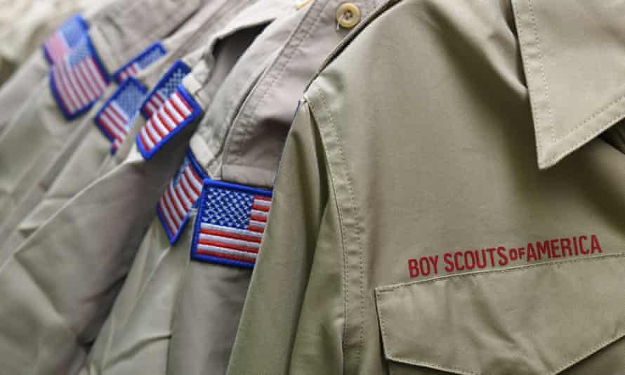 The Boy Scouts of America, based in Irving, Texas, sought bankruptcy protection in February 2020, moving to halt hundreds of lawsuits and create a compensation fund.