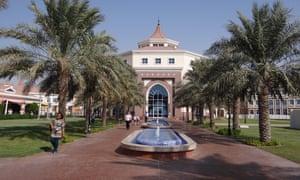 Repton school in Dubai.