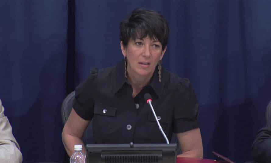 Ghislaine Maxwell, pictured here in 2013, is currently being held in detention before her trial, which is scheduled to begin in July.