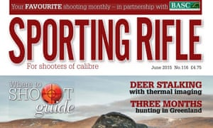 Future has acquired Blaze, publisher of Sporting Rifle magazine.