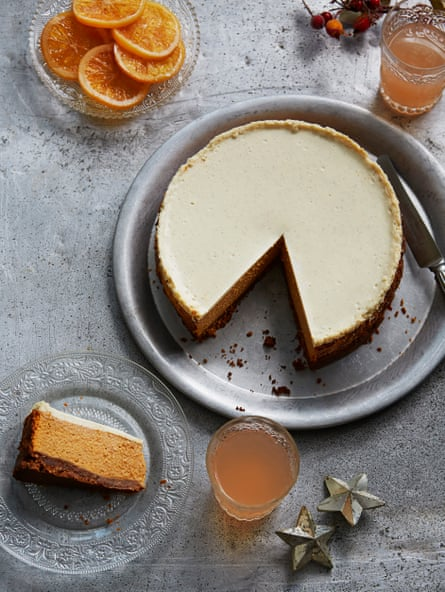 Honey & Co's butternut squash and spice cheesecake from Sarit Packer and Itamar Srulovich.