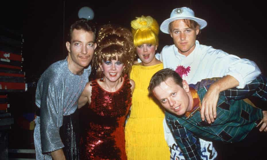 Mark Ellen favourites the B52's in 1985: 'You weren't invited to make a personal connection with any of it, just to be richly entertained'