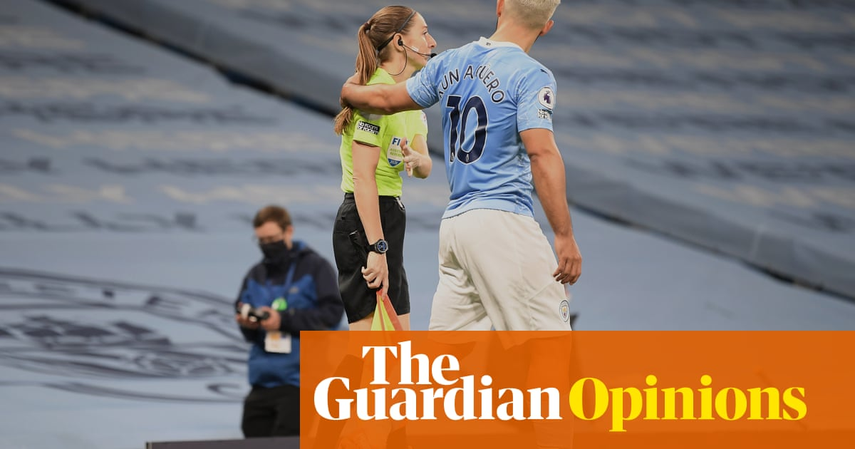 What Sergio Agüero did to Sian Massey-Ellis was not OK – just ask any woman | Suzanne Wrack