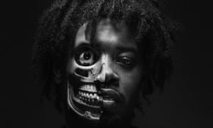 Sketching out uncharted territory … Danny Brown