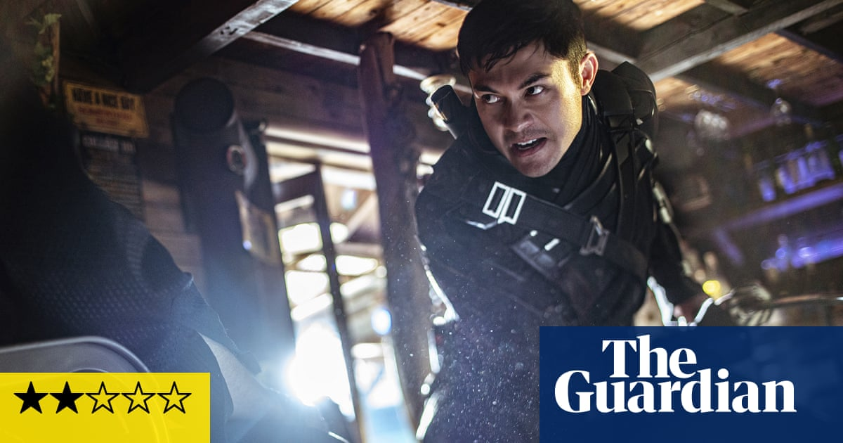 Snake Eyes review – toy movie spin-off isn't playful enough