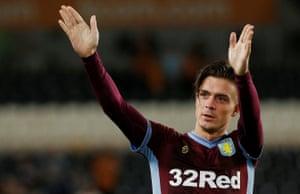 Will Jack Grealish be waving goodbye to Aston Villa this week?