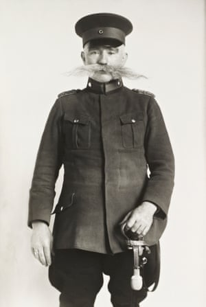 Police Officer, 1925 by August Sander.