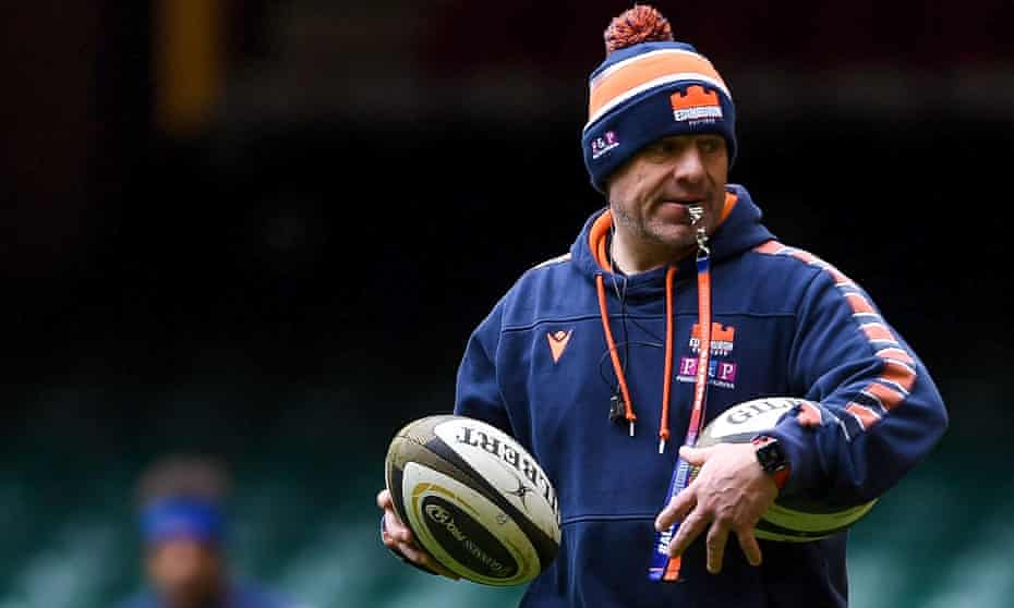 Richard Cockerill impressed at Edinburgh but the former Leicester coach comes with a reputation for being uncompromising.