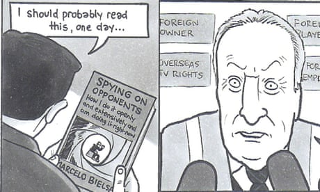 David Squires on … football spying and Neil Warnock's Brexit views