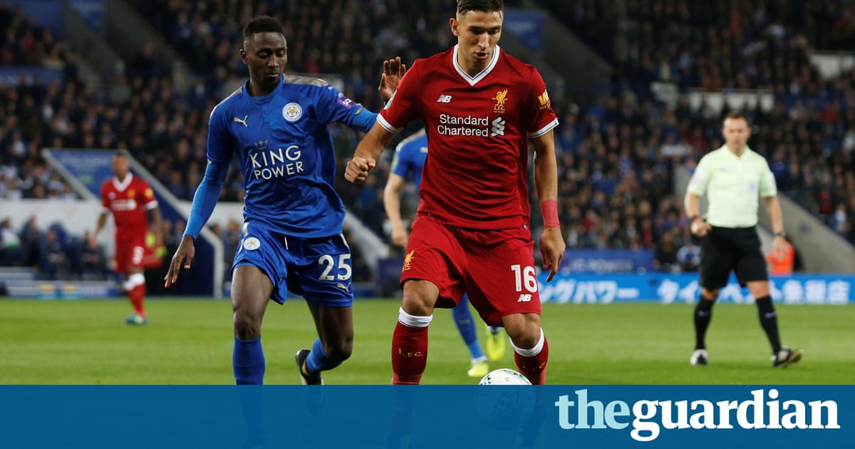 Leicester 2-0 Liverpool, Bristol City 2-0 Stoke and more – Carabao Cup live!