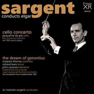 Sargent conducts Elgar