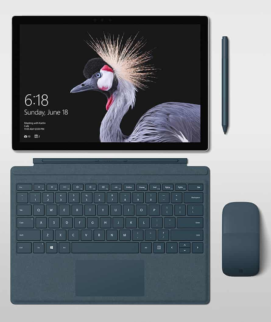 The new Surface Pro will be available in the UK starting at £799 on 15 June, and also in 26 countries around the world including the US and Australia.