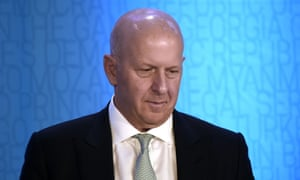 Goldman Sachs CEO David Michael Solomon, who is also a part-time DJ.