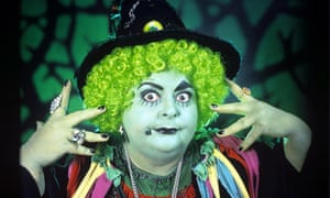 Carol Lee Scott created her character Grotbags with Rod Hull during a summer season in Cleethorpes.