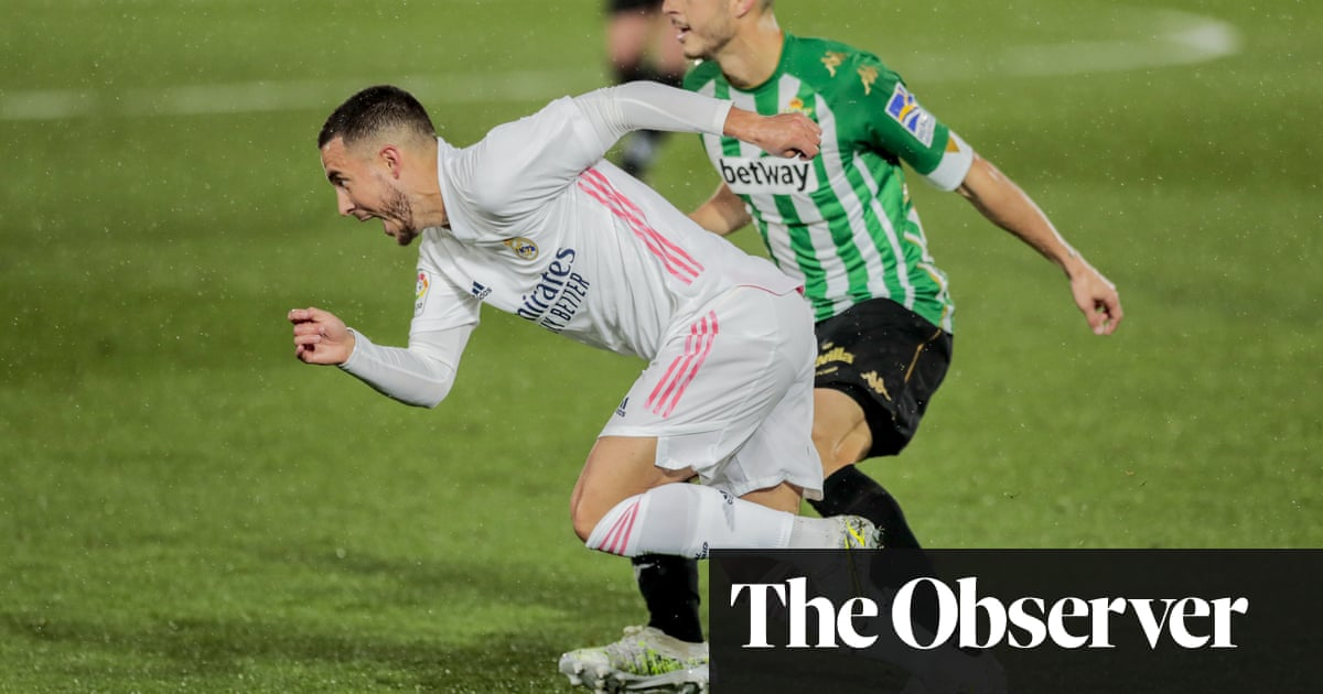 European roundup: Real Madrid slip up in goalless draw with Real Betis