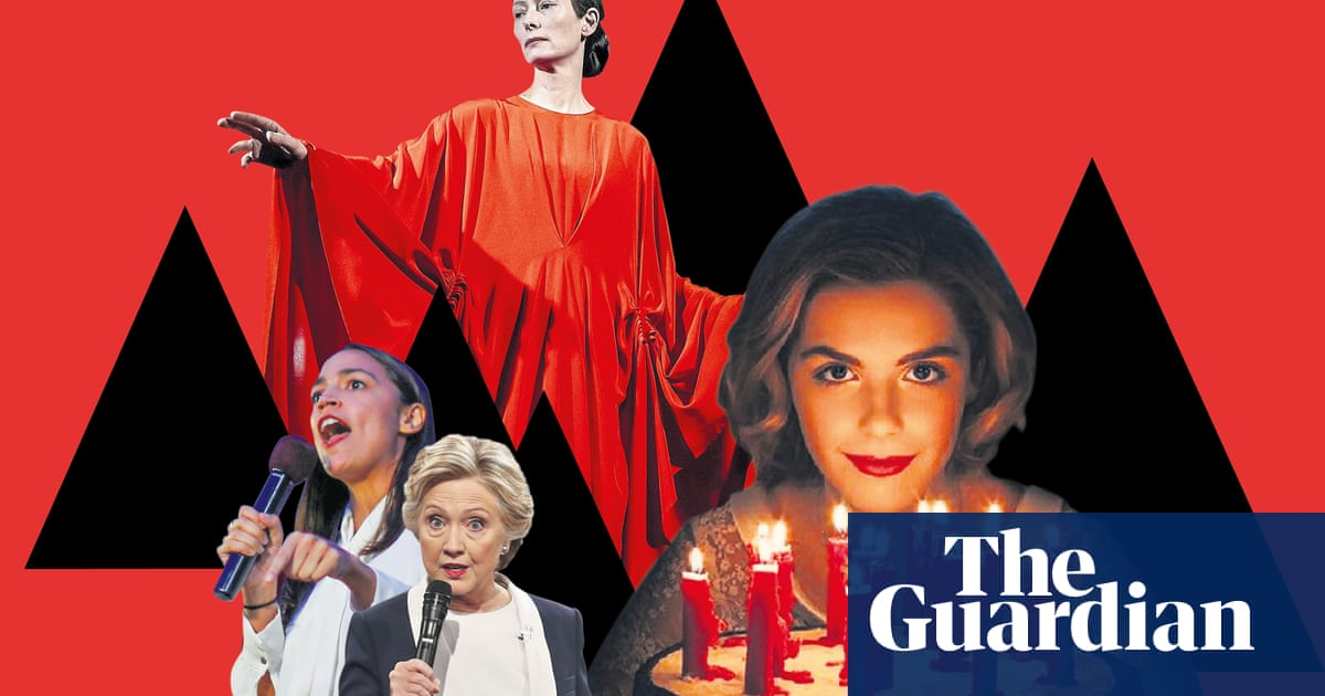 Monsters, men and magic: how Trump awoke a powerful, angry new wave of feminist witches